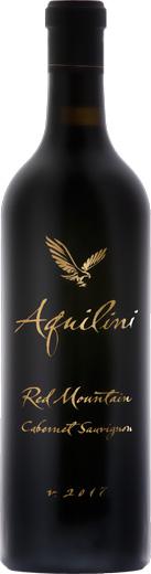 2017 Aquilini Cabernet Sauvignon – Red Mountain – Aquilini Family Wines