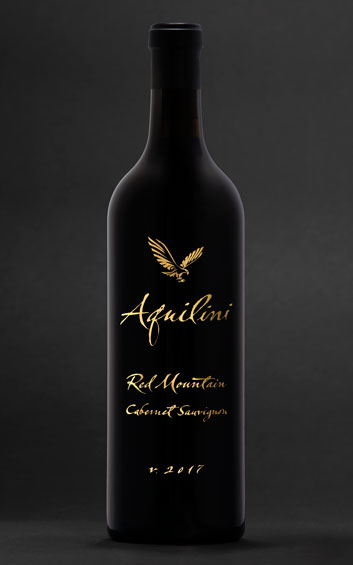 Aquilini 2017 Cabernet Sauvignon - Red Mountain - Aquilini Wines - Related Wines