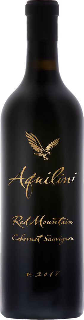 Aquilini 2017 Cabernet Sauvignon - Red Mountain - Varietal - Aquilini Wines