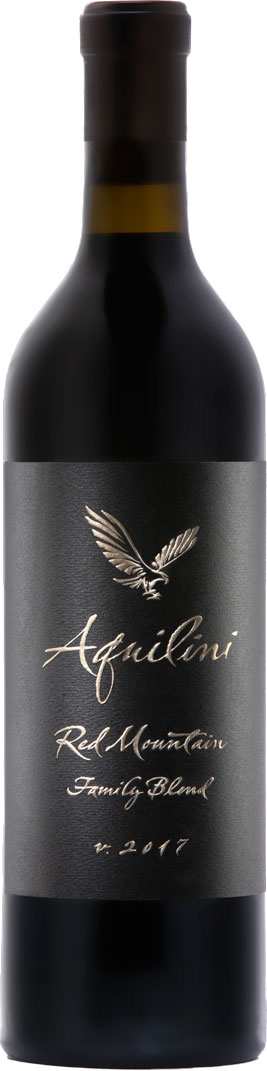 Aquilini 2017 Family Blend - Red Mountain - Aquilin Wines Varietal