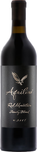 Aquilini 2017 Family Blend – Red Mountain – Aquilini Wines