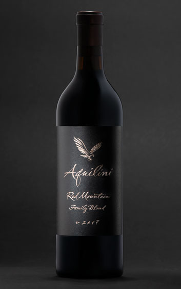 Aquilini 2017 Family Blend - Red Mountain - Aquilini Wines - Related Wines
