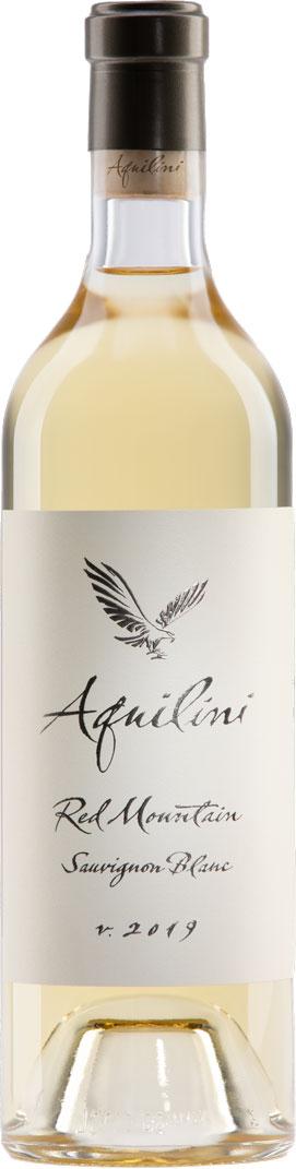 Aquilini 2019 Sauvignon Blanc - Red Mountain - Aquilini Wines Varietal