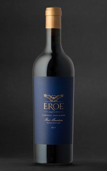 EROE 2017 Cabernet Sauvignon - Aquilini Wines - Red Mountain Wines
