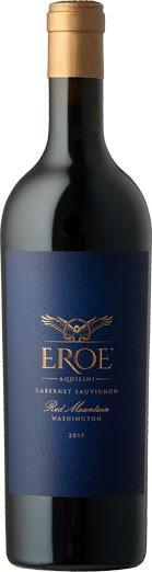 EROE 2017 Cabernet Sauvignon – Red Mountain Wine – Aquilini Wines