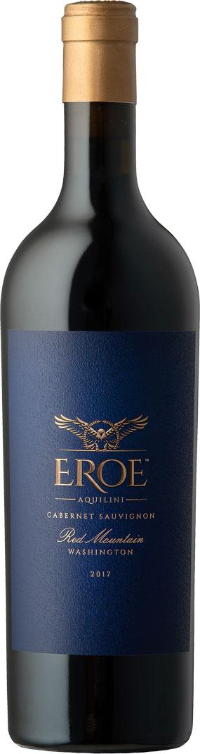 EROE 2017 Cabernet Sauvignon - Red Mountain Wines - Aquilini Wines