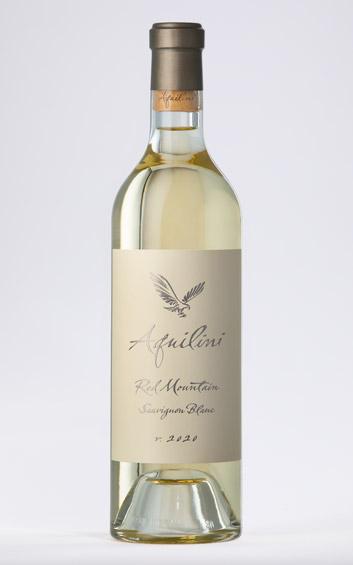 Aquilini 2020 Sauvignon Blanc - Red Mountain Wines - Aquilini Wines