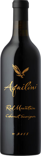 Aquilini Cabernet Sauvignon – Red Mountain Wines – Parallax