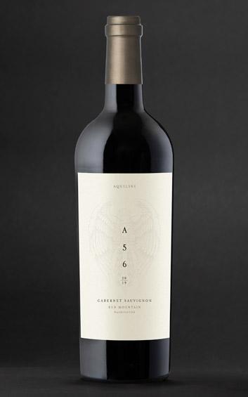 Aquilini A56 2019 Cabernet Sauvignon - Red Mountain Wines - Aquilini Wines